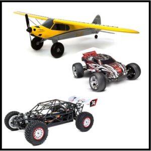 AIRCRAFT, CARS, MODELS & KITS