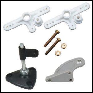 Arms & Control Horns