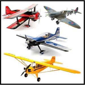 Aircraft - ARTF, RTF, BNF Etc