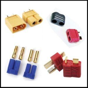 Battery & ESC Plugs
