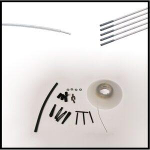 Pushrods, Cable & Connectors
