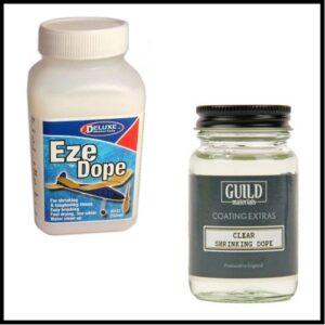Resins & Tissue Dope