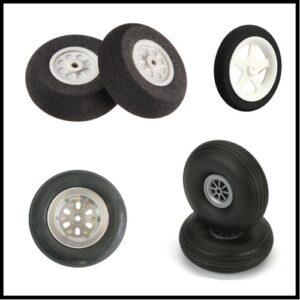 Wheels, Main & Steering