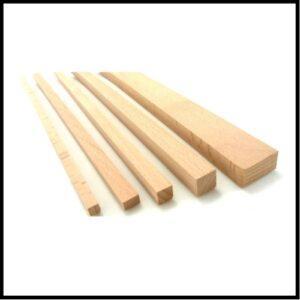 Hard Wood Servo Bearers